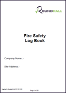 Roundhall Fire Safety Log Book